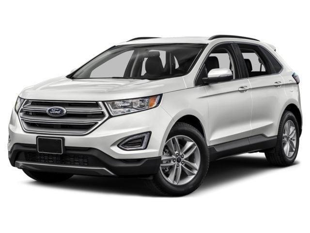 New 2016 Ford Edge Titanium SUV Buffalo NY