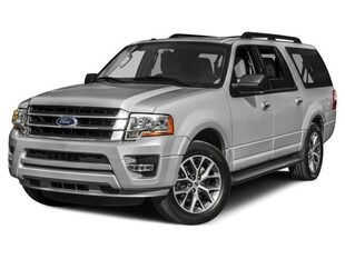 2016 Ford Expedition EL 4WD 4dr XLT Sport Utility