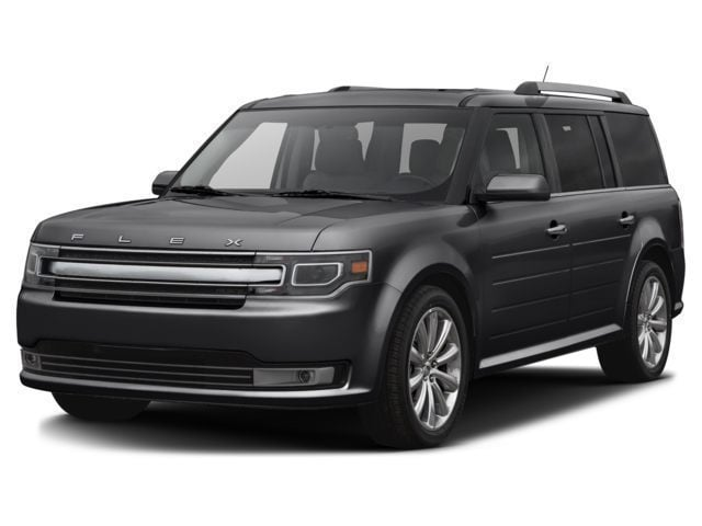 2016 Ford Flex Limited w/EcoBoost Limited AWD w/EcoBoost