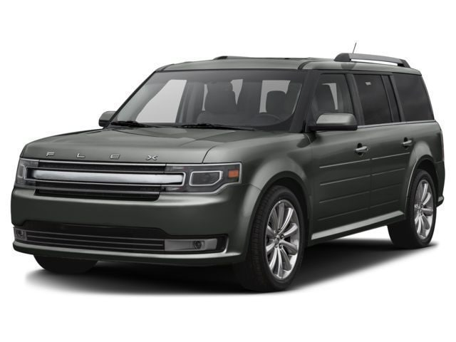 2016 Ford Flex Limited with EcoBoost SUV