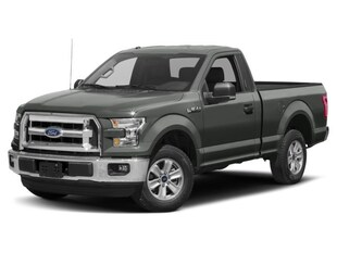 2016 Ford F-150 XL Rear Wheel Drive Truck Regular Cab