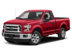 Used 2016 Ford F-150 XL 2WD Reg Cab 122.5 XL For Sale In Holyoke, MA