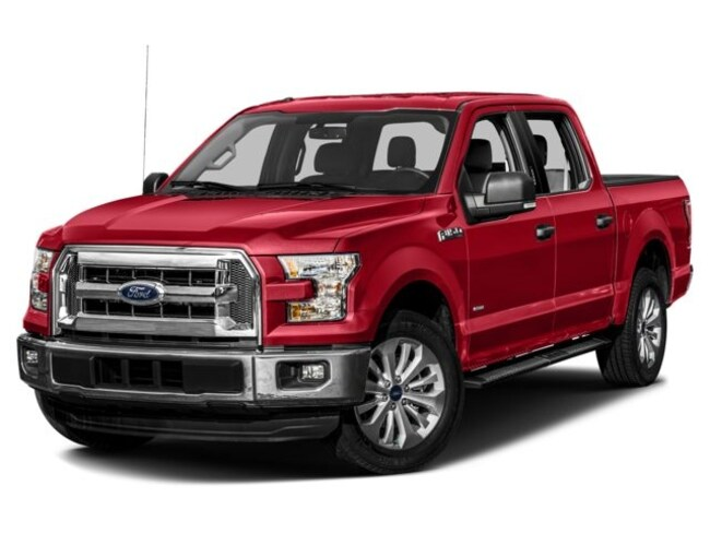2016 Ford F-150 XLT Supercrew 5.5-ft Pickup Truck
