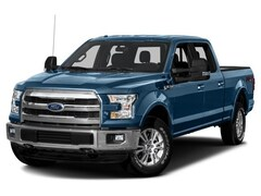 Used 2016 Ford F-150 Lariat Truck SuperCrew Cab in Utica, NY