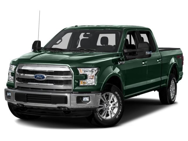 2016 Ford F-150 4x4 Supercrew Lariat Pickup Truck