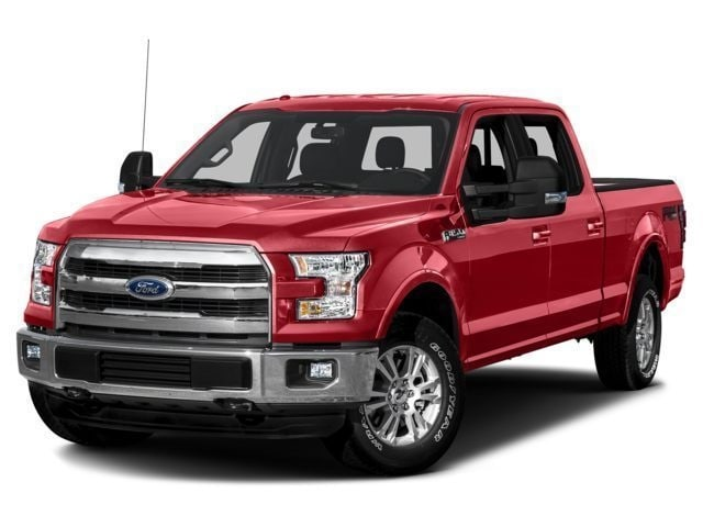 2016 Ford F-150 Lariat 4x4 SuperCrew Cab Styleside 6.5 ft. box 157 Truck