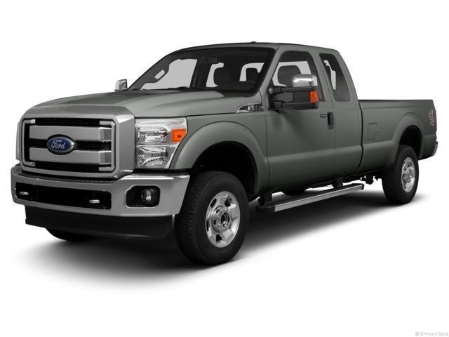 2016 Ford F-250 4x4 Supercab XLT Pickup Truck