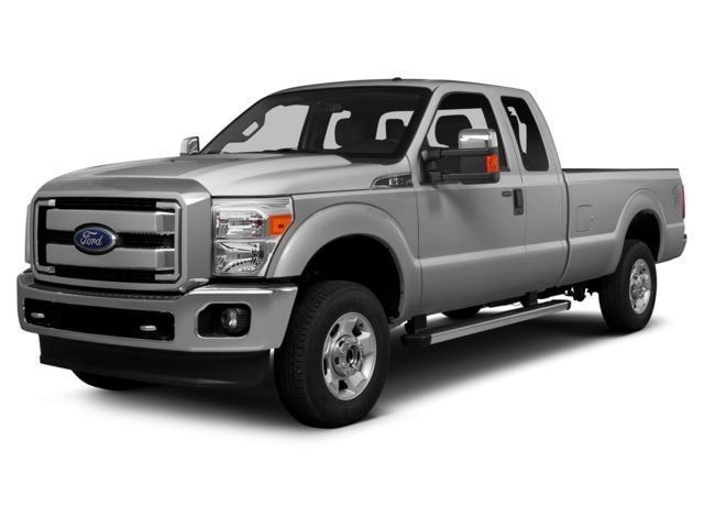 2016 Ford F-250 Super Duty Extended Cab Truck