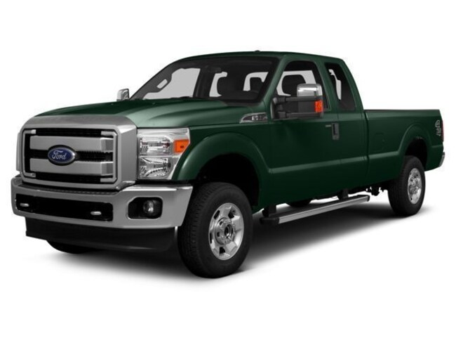 2016 Ford F-250 XLT Extended Cab Truck