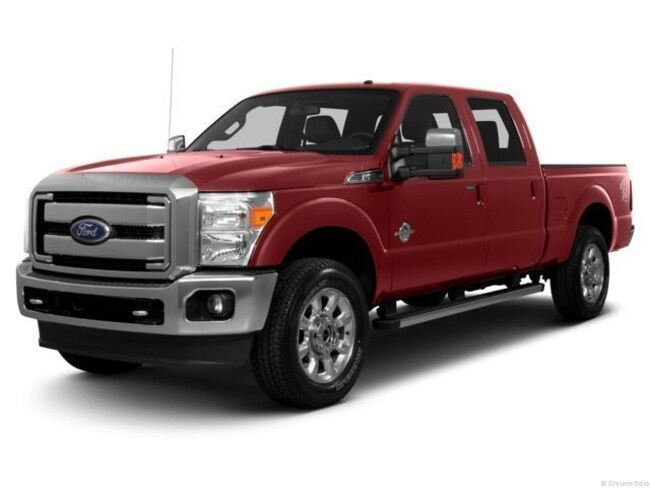 2016 Ford Super Duty F-250 SRW 4x4 CREW