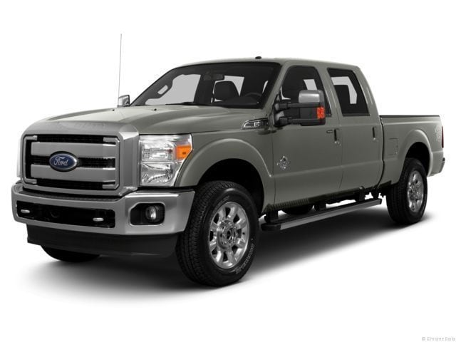 2016 Ford F-250 CREW CAB TRUCK