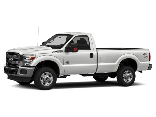 2016 Ford F-350 4x4 Regular Cab XL Pickup Truck