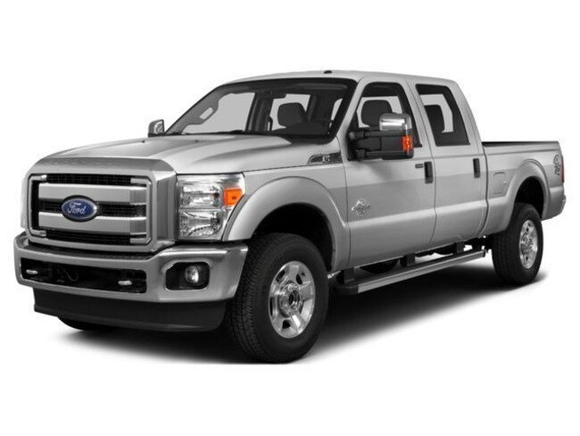 Used 2016 Ford F-350 XLT Crew Cab 8' bed Corning