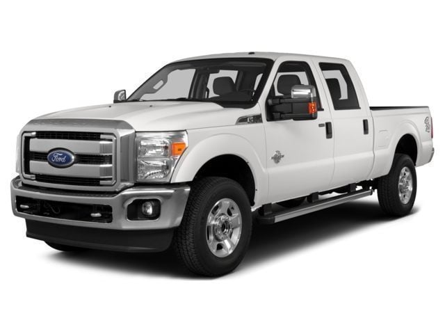 2016 Ford F-350 Crew Cab Truck