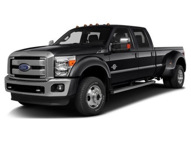 Used 2016 Ford F-350SD King Ranch Truck for Sale in Wheatland, WY