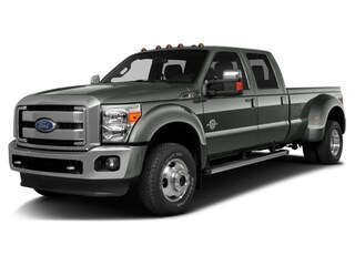 2016 Ford F-350 Truck Crew Cab