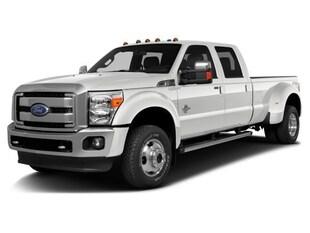 2016 Ford F-350 Lariat Truck Crew Cab