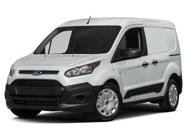 2016 Ford Transit Connect XLT Cargo Van