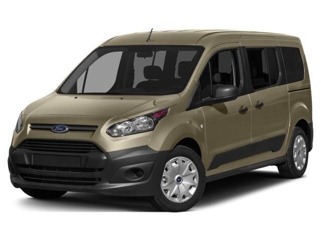 2016 Ford Transit Connect Wagon XLT LWB Rear Liftgate w/ Side & Rear Glass