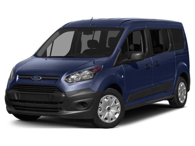 2016 Ford Transit Connect Wagon Wagon LWB