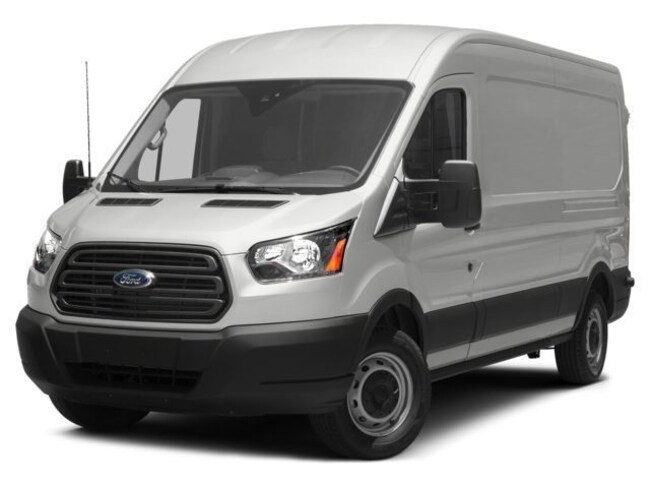 2016 Ford Transit-150 Base Van Medium Roof Cargo Van