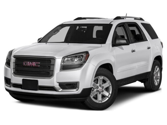 2016 GMC Acadia SLE FWD  SLE w/SLE-2 Used Car For Sale in Stockton California