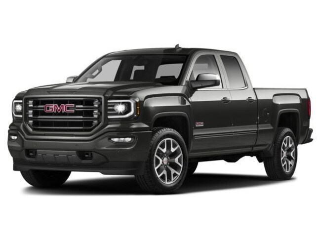 New 2016 GMC Sierra 1500 SLE Truck Double Cab in Chattanooga