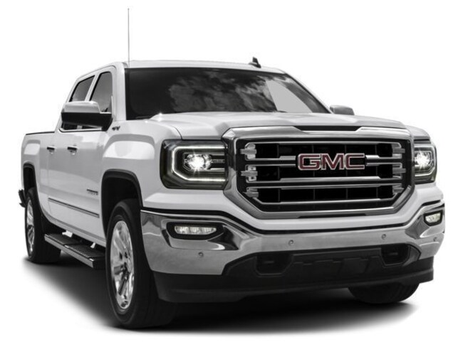 Used 2016 Gmc Sierra 1500 4wd Crew Cab 143 5 Sle For Sale In
