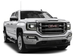 Used 2016 GMC Sierra 1500 SLT Truck Crew Cab Irving, TX