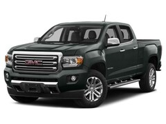 Used 2016 GMC Canyon SLT Truck Crew Cab for sale in Paw Paw MI