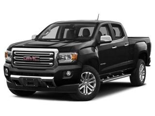 2016 GMC Canyon 4WD SLT Truck Crew Cab