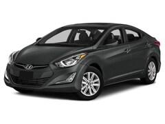 2016 Hyundai Elantra Limited w/PZEV Sedan