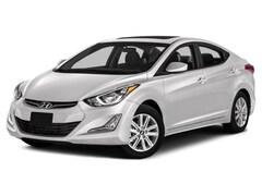 Used Hyundai 2016 Hyundai Elantra Limited w/PZEV Sedan for sale in Rayville LA