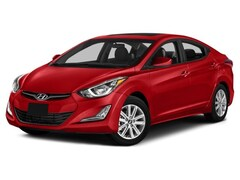 2016 Hyundai Elantra Value Edition Sedan