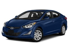 Used 2016 Hyundai Elantra Sport Sedan for sale in Oneonta, NY