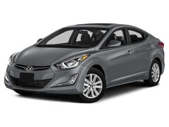 2016 Hyundai Elantra Limited Sedan