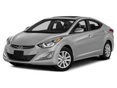 Used 2016 Hyundai Elantra Limited Sedan for sale in Montgomery, AL