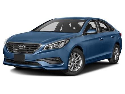2016 Hyundai Sonata 1.6T Eco Sedan