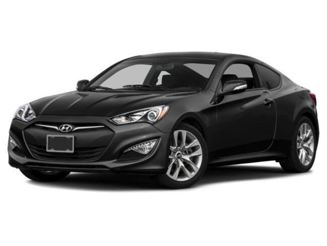 2016 Hyundai Genesis Coupe >> Used 2016 Hyundai Genesis Coupe For Sale Lawton Ok Vin