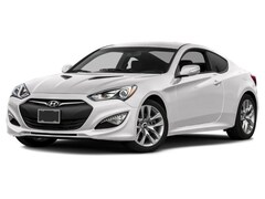 2016 Hyundai Genesis Coupe 3.8L Ultimate Sporty Car