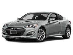 Discounted Pre-Owned 2016 Hyundai Genesis Coupe 3.8 Base w/Black Seats Coupe for sale near you in Huntington Beach, CA