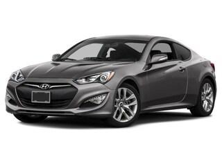 2016 Hyundai Genesis Coupe 3.8 Coupe