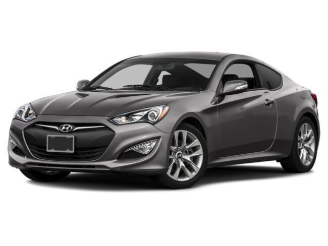Used 2016 Hyundai Genesis Coupe For Sale in Philadelphia| Used ...