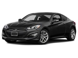 2016 Hyundai Genesis Coupe 3.8 Base w/Gray Seats Coupe