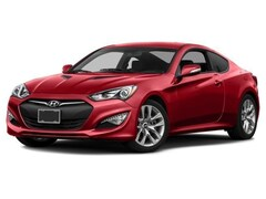 2016 Hyundai Genesis Coupe 3.8L R-Spec 3.8L Man R-Spec