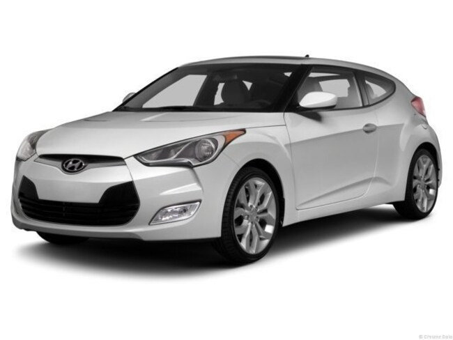 Used 2016 Hyundai Veloster Base Hatchback in Indiana, PA