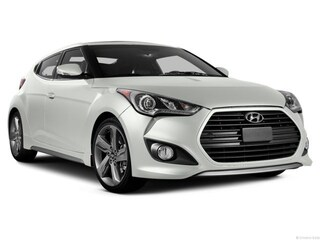 Used 2016 Hyundai Veloster Turbo Hatchback in Ocala, FL