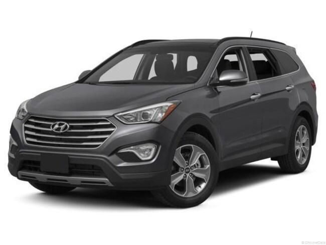 2016 Hyundai Santa Fe SE Sport Utility