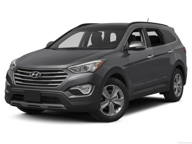 Certified Pre-Owned 2016 Hyundai Santa Fe SE AWD SUV North Aurora