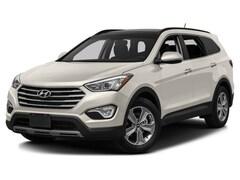Pre-Owned 2016 Hyundai Santa Fe SE AWD SUV KM8SNDHF2GU136655 for sale in Lima, OH